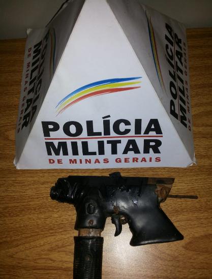 Foto/Divulgação: 64ª Companhia de Polícia Militar - Buritis MG