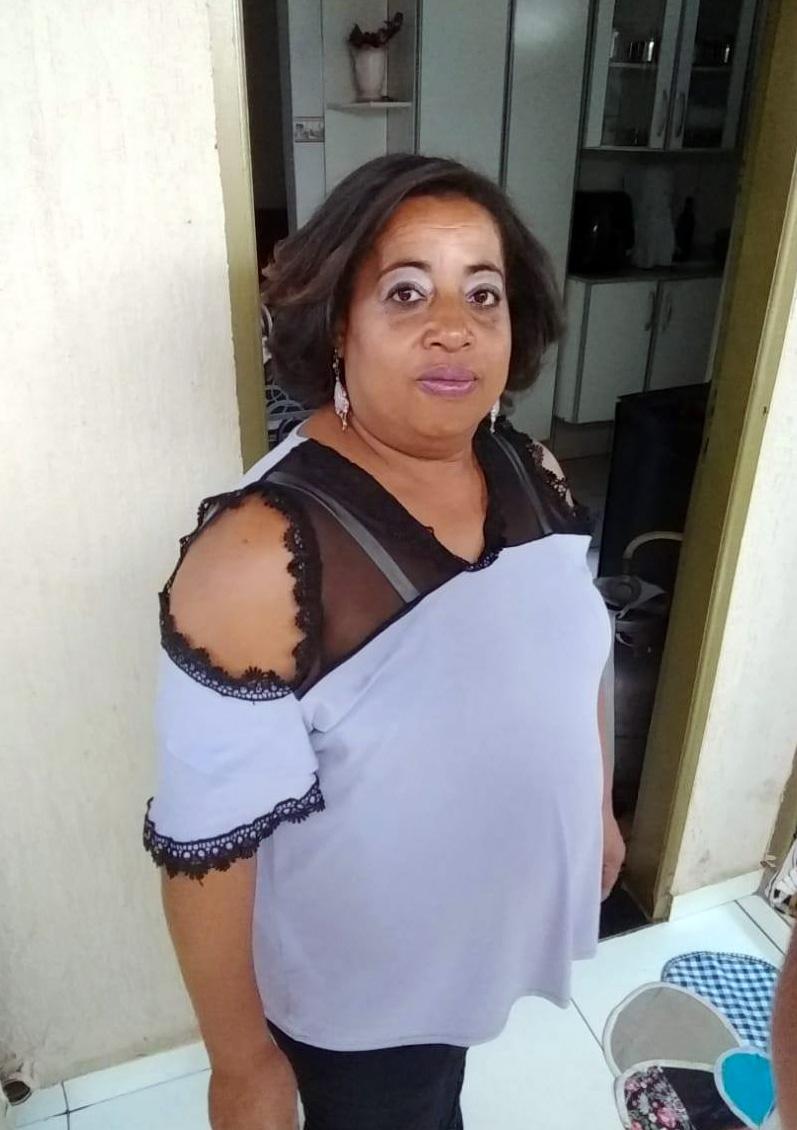 D. Tereza Barbosa Soares procura por seu irmão