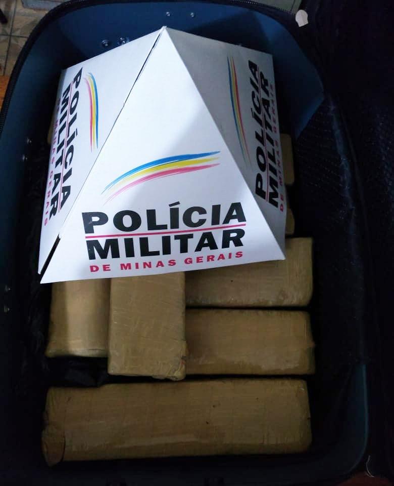 Foto: Polícia Milita de Arinos/Divulgação